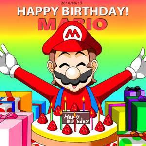 happy birthday mario happy birthday mario by geriojapa on deviantart