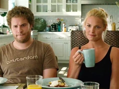 Knocked Up by Seth Rogen Revisits Knocked Up Feud With Katherine Heigl