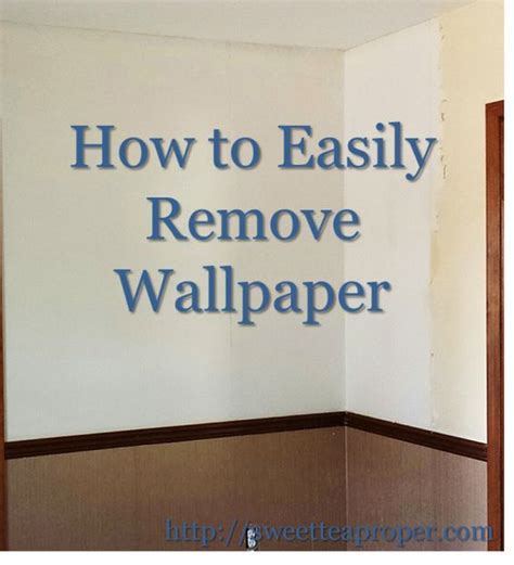 easy remove wallpaper for apartments how to remove wallpaper easy removing wallpaper diy home renovation home diy pinterest