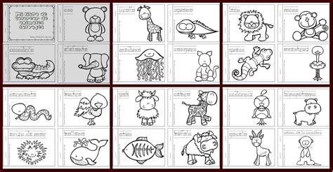 imagenes educativas animales mi libro de colorear de animales salvajes imagenes