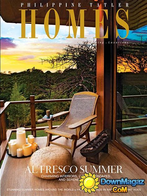 home design magazine philippines philippine tatler homes volume 13 2016 187 download pdf