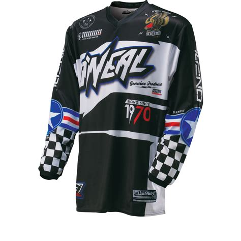 oneal motocross jersey oneal element 2016 afterburner motocross jersey