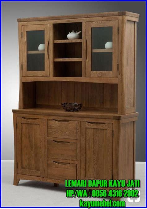 produsen lemari kayu dapurharga lemari dapur kayu jati