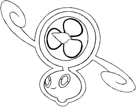 pokemon coloring pages rotom kleurplaat pokemon alternatieve vormen pok 233 mon