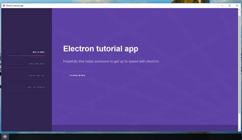Tutorial Video Maker App | electron packager tutorial christian engvall