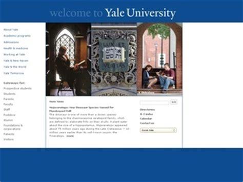yale school colors www yale edu