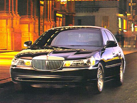 1999 lincoln town car reviews specs and prices cars