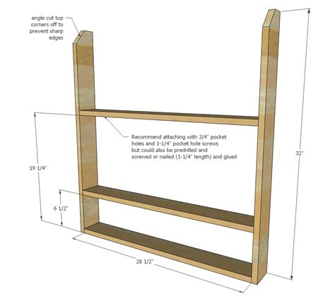 How To Make A Wooden Plate Rack by White Wooden Plate Rack Plans Diy Projects