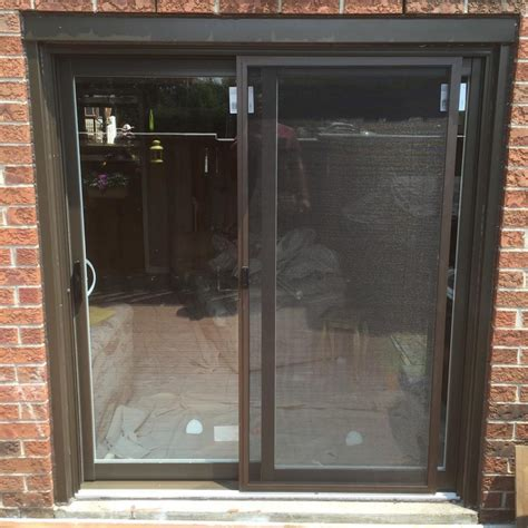Patio Doors Toronto Sliding Patio Doors Toronto Eco Choice Windows Doors