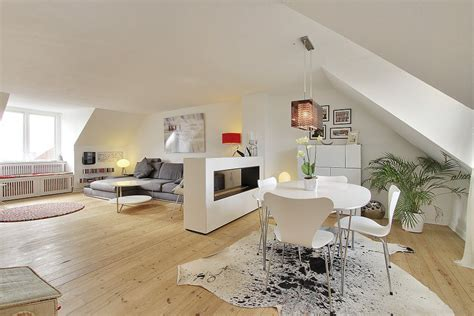 luminous 3 bedroom apartment flaunting modern scandinavian