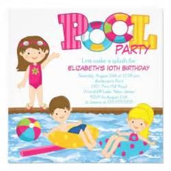 best 25 swim invitations ideas on invitations pool