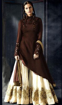 57227 Top Maroon Tosca 435368 beige and brown color family salwar kameez wear salwar kameez in