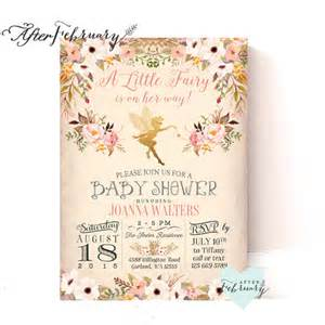 baby shower invitation enchanted baby by