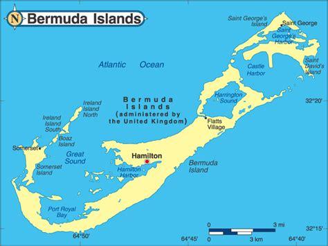 location of bermuda on world map bermuda maps