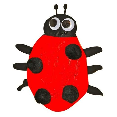 How To Make A Ladybug Out Of Paper - ladybug cut out paper cut out hygloss products