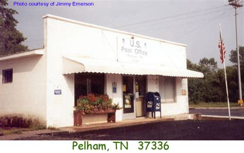 Pelham Post Office Hours by Tennessee Post Offices