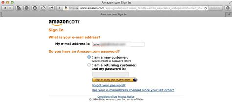 amazon id how to register for amazon affiliate and product