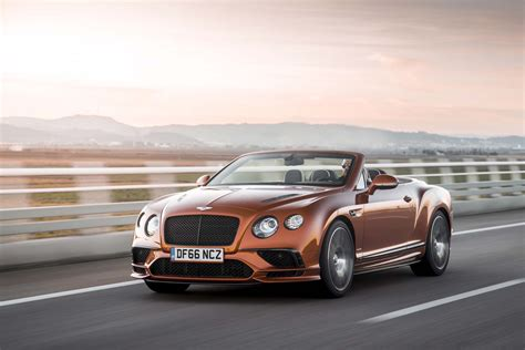 bentley continental 2017 2017 bentley continental supersports first drive review