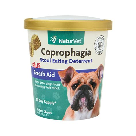 What To Eat To Make Stool Softer by Naturvet 174 Coprophagia Stool Deterrent Soft Chews