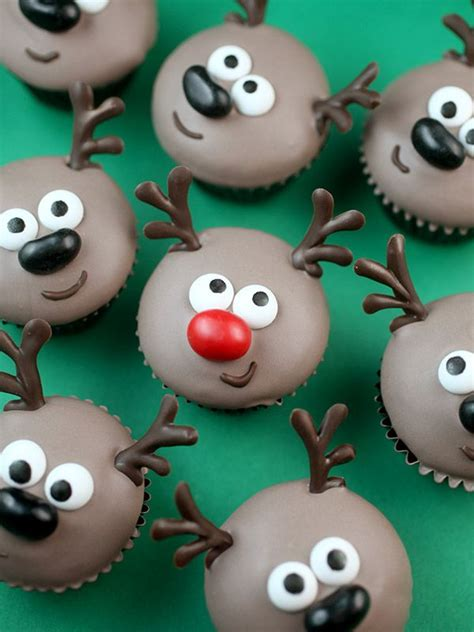 best 25 reindeer cupcakes ideas on pinterest christmas