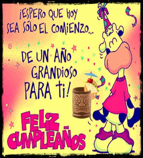 imagenes graciosas de feliz cumpleaños para amigos felicitaciones de cumplea 241 os graciosas imagenes bonitas