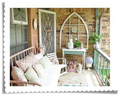 veranda shabby chic 91 best balcony deck roof gardening images on
