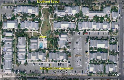 Roosevelt Floor Plan truman annex shipyard condo in key west
