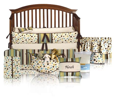 Cheap Baby Bedding Sets Deals Discount Deals Custom Boutique Baby Bedding Chocolate Aqua Blue Lime Green Matthew 5