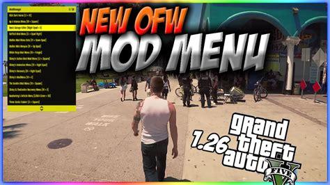 x mod game sans jailbreak gta v online ofw mod menu 1 26 on ps3 no jailbreak