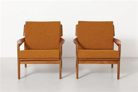 teak armchair pair of teak armchairs n eilersen modestfurniture com