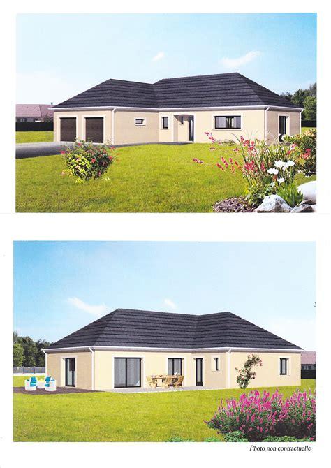 Maison En T Plain Pied by Avis Plan Maison 150m 178 En T De Plein Pied 23 Messages
