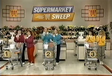 Supermarket Sweepstakes - supermarket sweep is coming back to confuse and baffle contestants and viewers alike