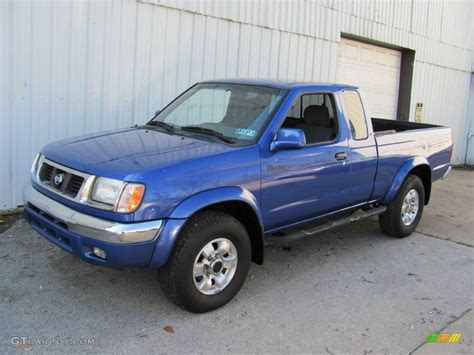 Nissan Frontier 1999 by 1999 Nissan Frontier Blue 200 Interior And Exterior Images