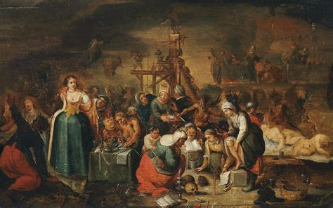 Wedding At Cana Assembly by File Frans Francken Dj Werkstattkopie Hexenk 252 Che Jpg