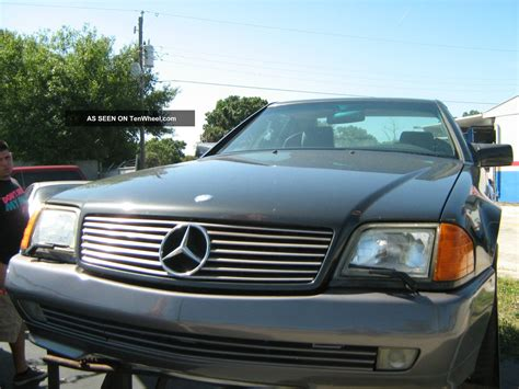 service manual 1993 mercedes benz 300sl auto transmission indicator l removal used mercedes