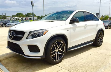 Mercedes Gle 450 Reviews by 2016 Mercedes Gle Class Gle 450 Amg Coupe