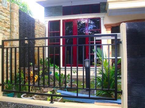 Pagar Rumah Minimalis 3 pagar rumah desain rumah rumah minimalisku