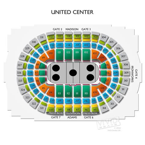 united center floor plan united center tickets united center information united