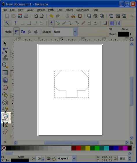 inkscape tutorial angle inkscape tutorial the crafty crafter club