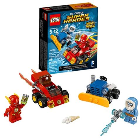 Set Emilia Batwing lego flash 76063 the flash vs captain cold mighty micros
