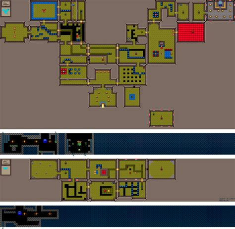 legend of zelda map of dungeons wing dungeon zeldapedia fandom powered by wikia