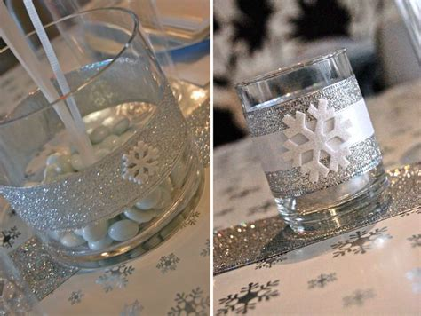 winter themed table decorations 35 pretty winter baby shower ideas