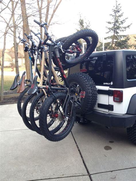 jeep wrangler mountain bike north shore rack 1up shore racks 1up i run a north shore