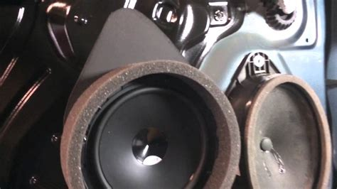 Tweeter Embassy By Jk Audio 2014 gmc f a s t ring speaker installation