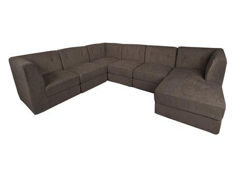 carrington 6 piece sectional sofa 6 piece sectional sofa infosofa co