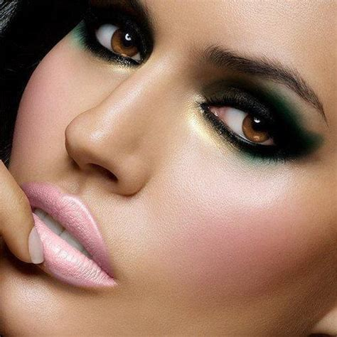 Eyeshadow Caring makeup tips for brown tips hair care