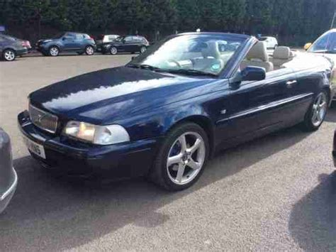 car owners manuals for sale 2002 volvo c70 electronic throttle control volvo 2002 c70 2 0 t cabriolet convertible manual blue electric
