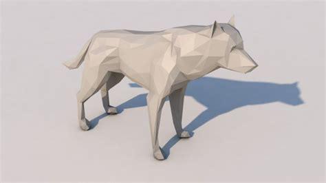 Low Poly Animal Model animal 3d models free 3d animal