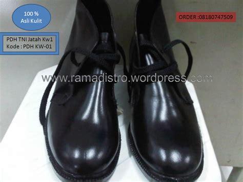 Sepatu Pdh Army aneka sepatu army jual aneka barang perlengkapan militer