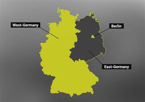 map east germany west germany operation vittles the greatest humanitarian airlift in
